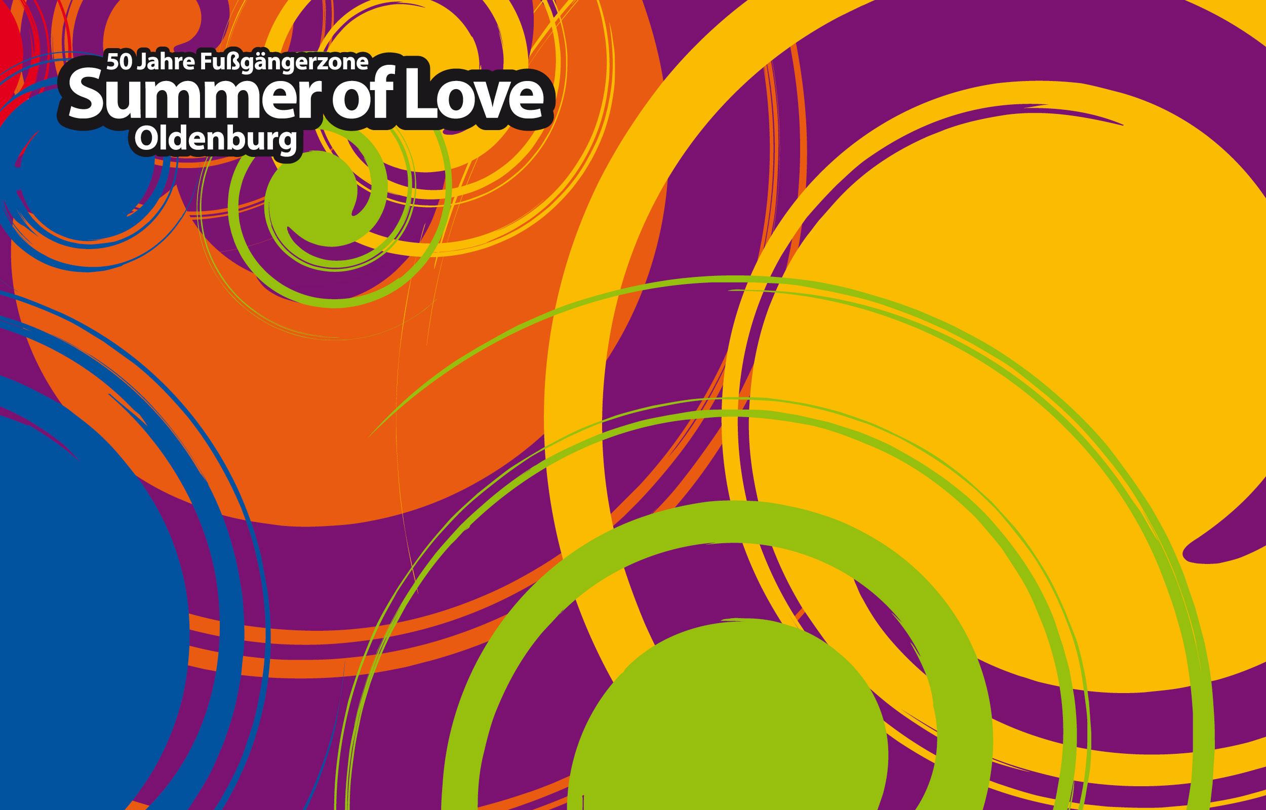 Fussgangerzone Oldenburg Karte.Summer Of Love I 50 Jahre Fussgangerzone Oldenburg